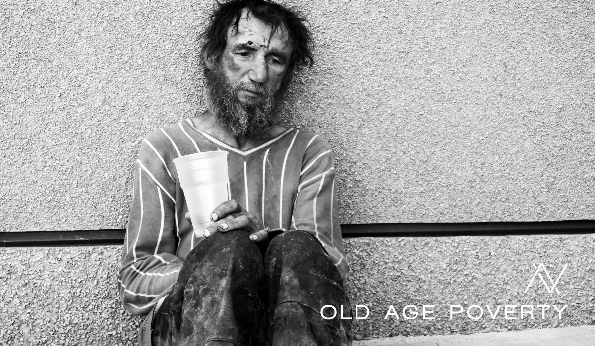 Old-age-poverty
